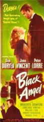 Black Angel 1946 DVD - Dan Duryea / June Vincent